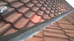 After Roof Repair on a Belfast House - All Roof Services from Roof Repairs Belfast, Northern Ireland